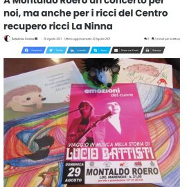 Corriere.net 20 agosto 2021