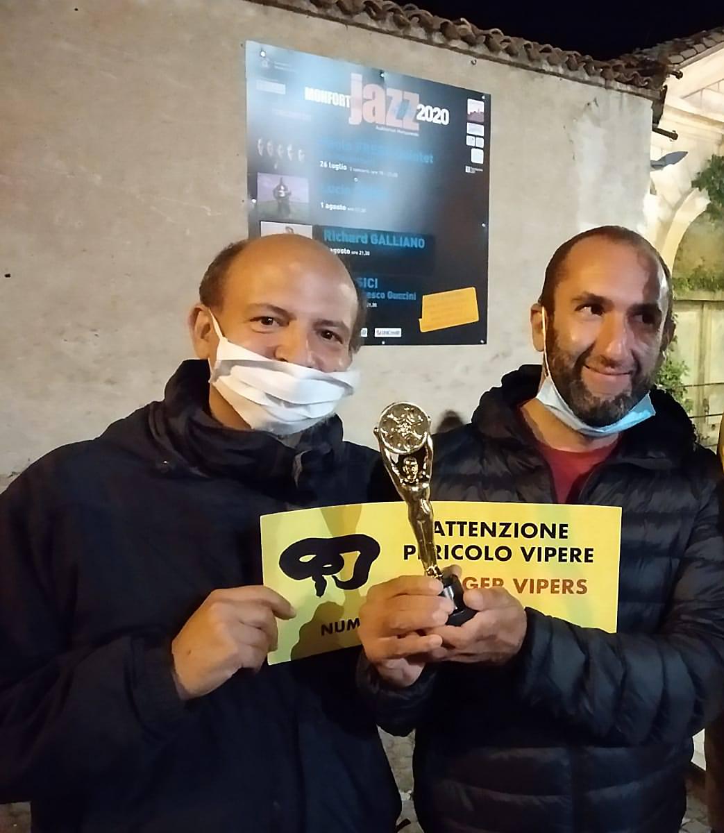 Gianmarco Serra e Alessandro Ingaria autori del docufilm sui ricci